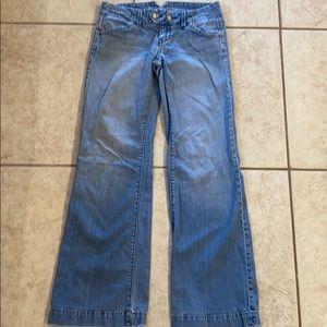 American Eagle 🦅- Vintage look: Wide leg jeans